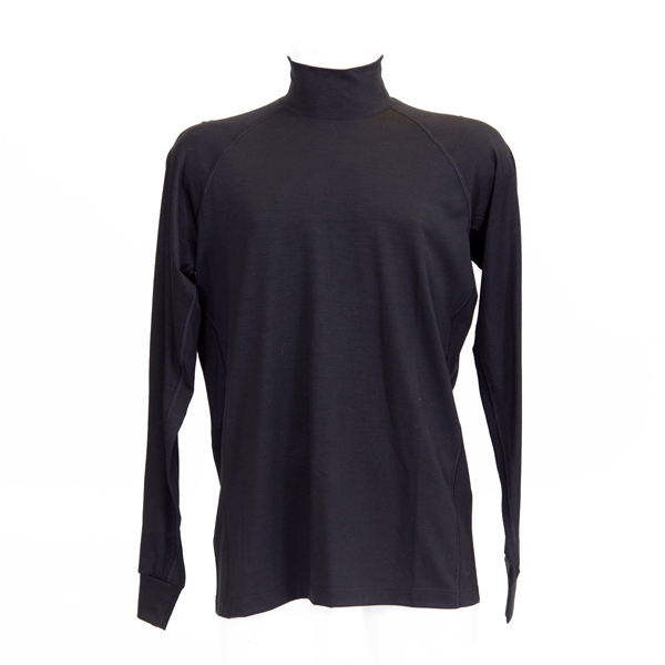 Armadillo Long Sleeve Polo Neck