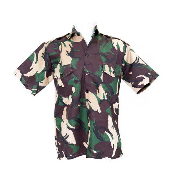 Camo Combat Shirt