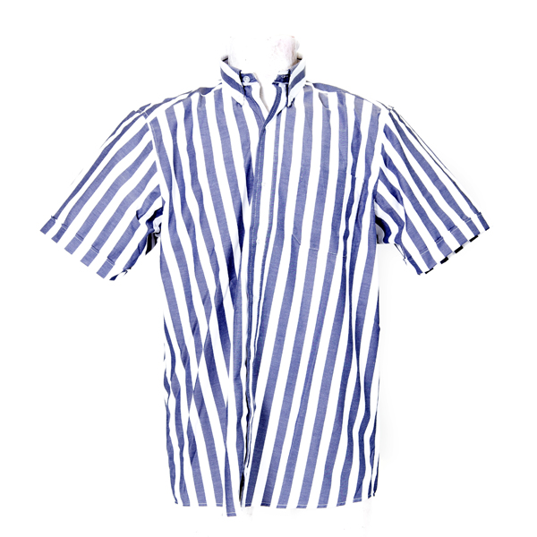 Short-Sleeved Lounge Shirt