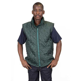 Sleeveless Body Warmer Jacket