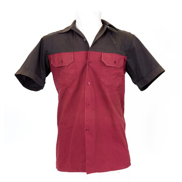 Two-Toned Combat Shirt(2)
