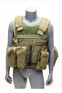 Urban Warfare Quick Release Ballistic Vest