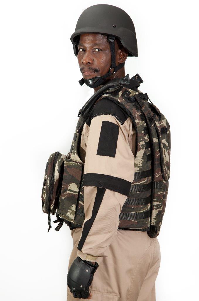Military Botswana Vest 2